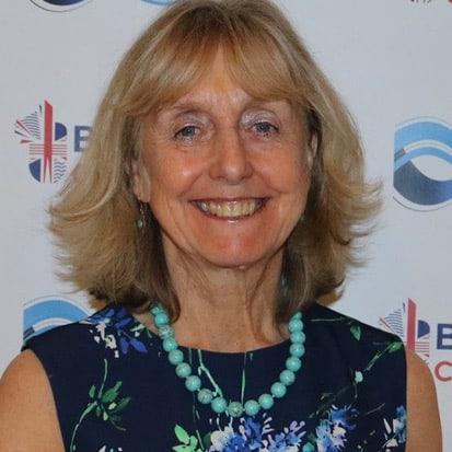 Sue Hornby, Canoe Foundation Trustee